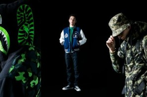 A Bathing Ape – 2014 Fall/Winter Men's Collection (Photos)