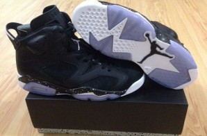 "Air Jordan VI ""Black Oreo"" (Phot"