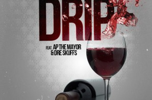 Genrokka x AP The Mayor x Dre Skuffs – Merlot Drip