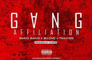 Bang Bang – Gang Affiliation Ft. B Love & Trizzy SG