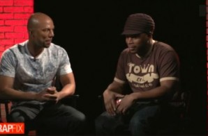 Common Talks Rakim Inspiring 'Nobody's Smiling', New Chi-Town Artists, Past Beefs & More w/ RapFix (Video)