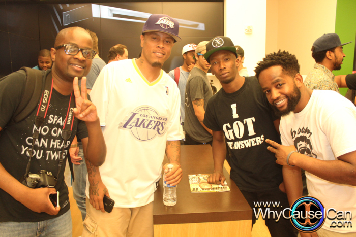 "cover4 HHS1987 x Tunnel Vision x Precise Earz Hold ""Media Appreciation"" Event With Microsoft in Atlanta"