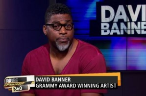 David Banner Talks About Producing The Latest Gatorade World Cup Commercial & More (Video)