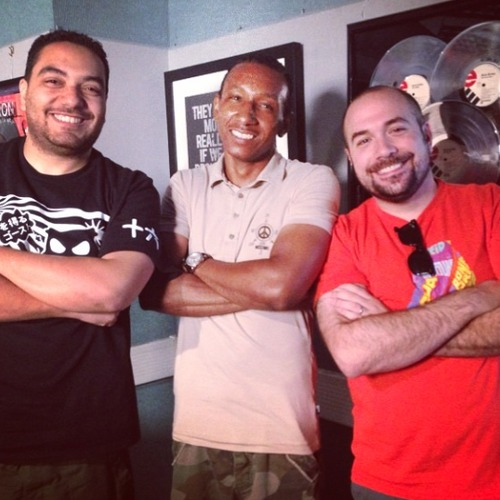 dres epstein Dres (of Black Sheep) Talks Early Beginnings, Chuck D & More w/ Juan Epstein !!