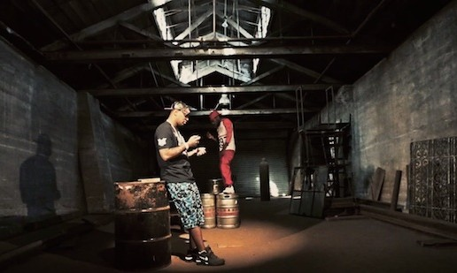 Cam'ron – Put It In The Sky Ft. Un Kasa (Video)