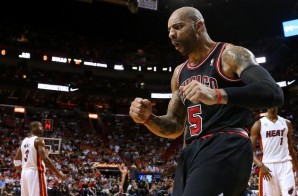 Trading Places: Carlos Boozer Joins the Los Angeles Lakers