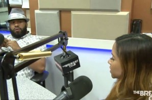 Rostrum Records Boaz Talks His Debut Album, Wiz Khalifa & More w/ The Breakfast Club (Video)