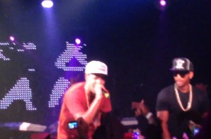 J. Cole Brings Out Trey Songz In Miami (Video)
