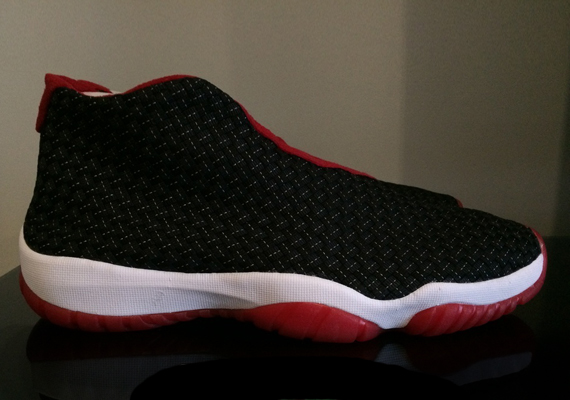 jordan future premium bred Air Jordan Future Premium Bred (Photo)
