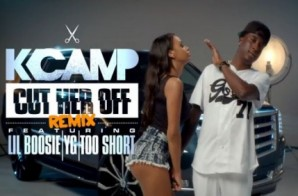 K Camp – Cut Her Off (Remix) Ft. Too Short, YG & Lil Boosie (Official Video)
