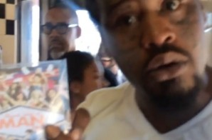 Kevin Hart Runs Into A Bootlegger Selling Think Like A Man Too in Philly (Video)