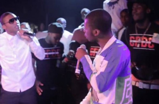 Kur, Phat Geez, Lee Mazin, Deek & More Perform Live at the TLA (7/25/14) (Video)