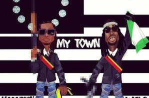 Magazeen – My Town Ft. Wale