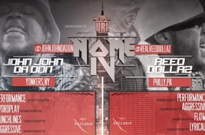 Reed Dollaz Vs. John John Da Don (Full Battle Video)