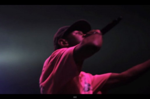 Tyler The Creator Performs For The First Time In Montreal (Video)