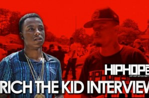 """Rich The Kid Talks """"Feels Good 2 Be Rich"""", a Possible Album with Migos & More (Video)"""