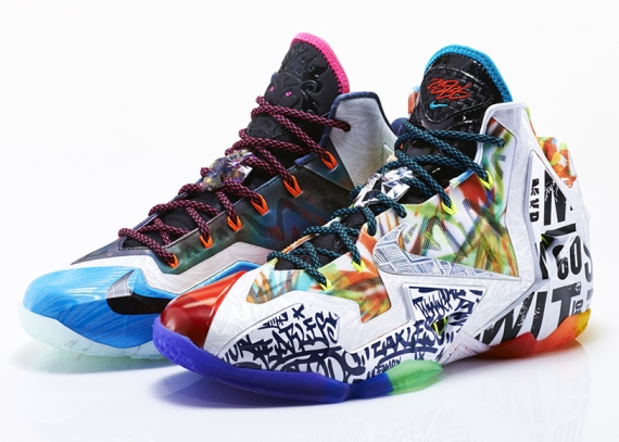what the lebron 11 euro release date Nike What the Lebron 11 Set to Release on September 13th