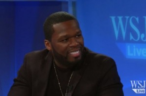 50 Cent Talks The Future Of SMS Audio With The Wall Street Journal (Video)