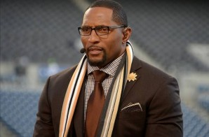 "Ray Lewis Set To Star In A New Spike TV Reality Show ""Coaching Bad"""