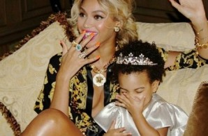 Beyonce Pens Poem To Blue Ivy