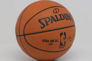 The NBA Adds Their Twitter Handle To The Official 2014-15 Game Balls