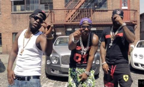 Budc mUIQAAjMXP Camron   Reunited ft. Jim Jones & Hell Rell (Video)