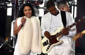Usher & Nicki Minaj – She Came To Give It To You (Live At The 2014 MTV Video Music Awards) (Video)