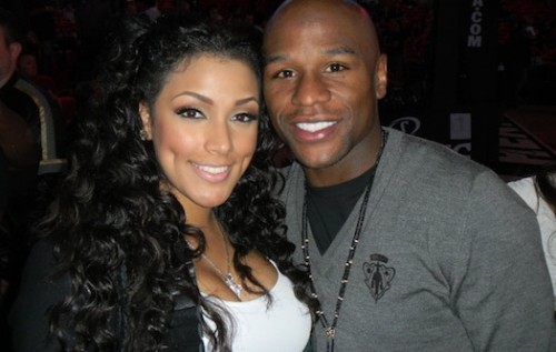 Floyd Mayweathers EX Sends Shots At New Girl 500x317 Floyd Mayweathers Ex Takes Shots At His New Girl