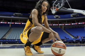Tulsa Shock Guard Skylar Diggins Named The 2014 WNBA Most Improved Player