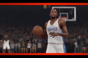 Watch Kevin Durant Star In The First NBA 2K15 Trailer (Video)