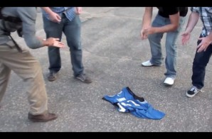 Minnesota Timberwolves Fans Attempt To Burn Kevin Love's Jersey (Video)