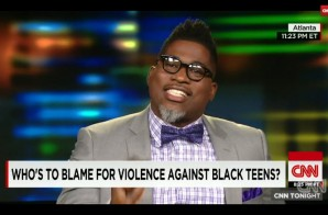 Raising Black Children in America: David Banner Addresses Michael Brown's Death On CNN (Video)