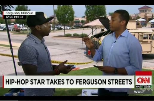 Talib Kweli vs Don Lemon (Video)