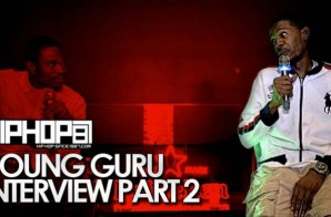 Young Guru Talks Keys To Success In The Industry, How Internet Piracy Changed Music & More (Video)