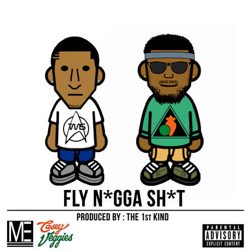 artworks 000087049840 ywkdp7 t500x500 Casey Veggies & Malik Emanuel   Fly Nigga Shit (Prod. By The 1st Kind)