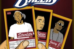 Starlito – Ballin Ft. Kevin Gates & Juicy J