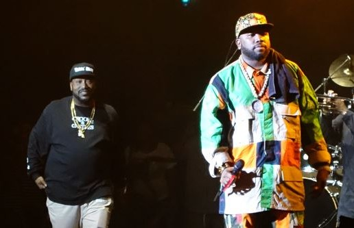 Watch Outkast Get Joined By Bun B At Drake's 5th Annual OVO Festival!