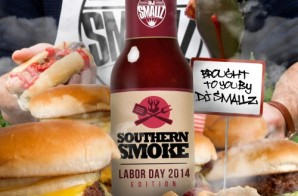 DJ Smallz – Southern Smoke (Labor Day 2014) (Mixtape)