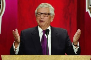 David Stern's NBA Hall of Fame Induction Speech (Video)