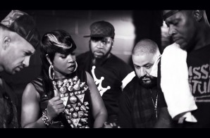 dj khaled remy ma 6 298x196 DJ Khaled   They Don't Love You No More (Remix) Ft. Remy Ma & French Montana (Behind The Scenes) (Photos)