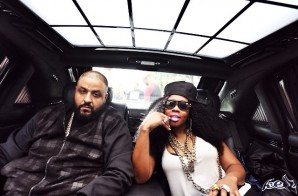 dj khaled remy ma 7 298x196 DJ Khaled   They Don't Love You No More (Remix) Ft. Remy Ma & French Montana (Behind The Scenes) (Photos)