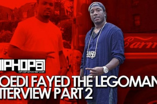 Doedi Fayed The Legoman Talks Philly Hip-Hop & Kicks An Exclusive Freestyle With HHS1987