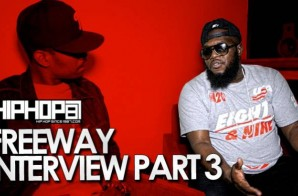"Freeway Talks Making ""What We Do"", Working With Just Blaze, Memorable Studio Sessions & More With HHS1987"
