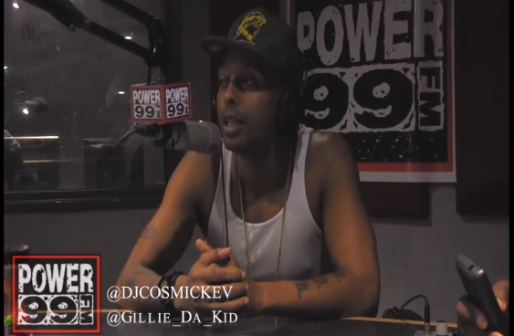 gillie da kid talks soulja boy fight with dj cosmic kev video HHS1987 2014 Gillie Da Kid Talks Soulja Boy Fight in October with DJ Cosmic Kev (Video)