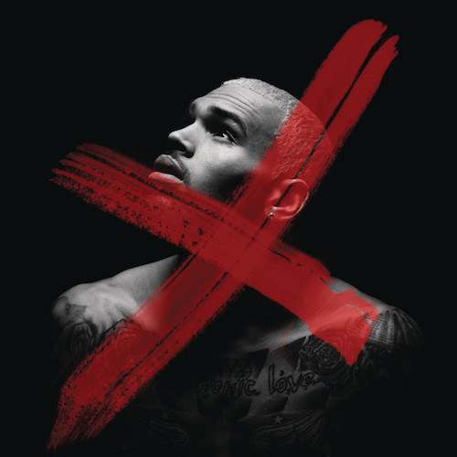 gl8pFPw Chris Brown – X (Album Cover + Tracklist)