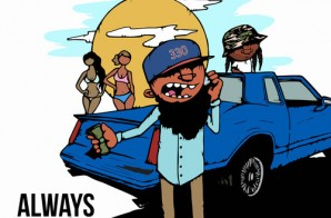 Stalley x Ty Dolla $ign – Always Into Something
