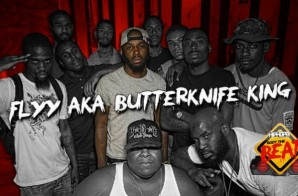 HHS1987 Presents: Body The Beat with Flyy a.k.a Butterknife King (Beat Produced by Mazik Beats) (Video)