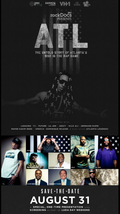 image 1 Win 2 VIP Passes To See  ATL: The Untold Story of Atlantas Rise in the Rap Game Luda Day Weekend In Atlanta