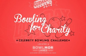 DTP & Ludacris Present: Bowling For Charity (Celebrity Bowling Challenge) (8-28-14) (Atlanta)