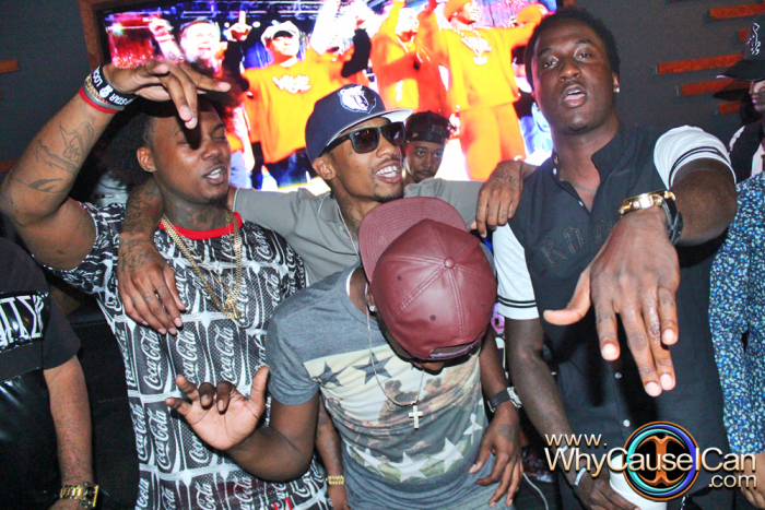img 1004 Que   Can You Digg It Listening Party In Atlanta (Photos) (Photos via Jerry White)